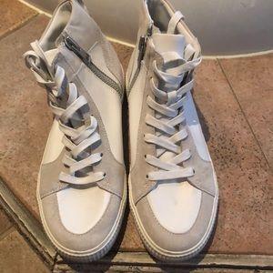 Vince high top sneakers